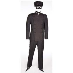 "Signature ""Kato"" as played by Jay Chou costume The Green Hornet"