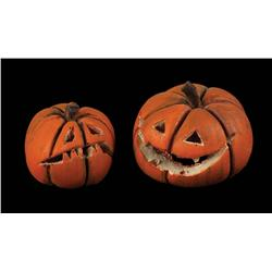 Jack-o-lanterns from the opening sequence of The Nightmare Before Christmas