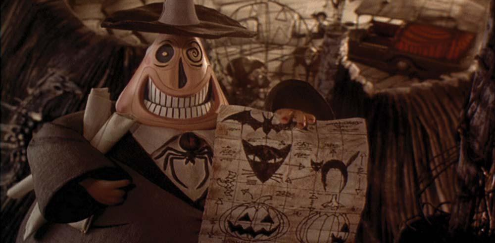 Asylum for Nerds: Character Analysis: The Mayor of Halloween Town