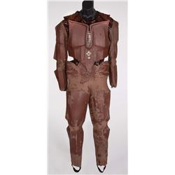 "Star Trek: TNG 1st appearance of Cardassian: pants, tunic, chest armor from ""Ensign Ro"""