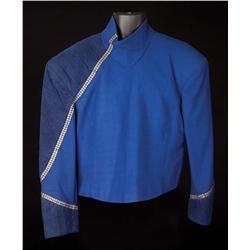 "Star Trek: The Next Generation Rutian police tunic from the episode, ""The High Ground"""