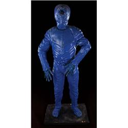 "Star Trek: The Next Generation alien shapeshifter costume & display from the episode, ""Time's Arrow"""