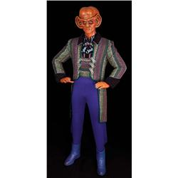 "Armin Shimerman ""Quark"" costume from Star Trek: Deep Space Nine"