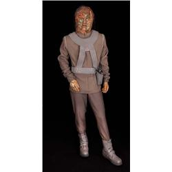 Vidiian costume from Star Trek: Voyager