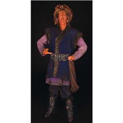 "Kazon-Nistrim costume and make-up from the Star Trek: Voyager episode, ""Maneuvers"""