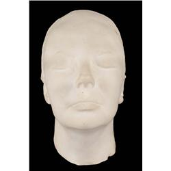 Elizabeth Taylor original plaster lifecast by makeup icons John Chambers and Bud Westmore