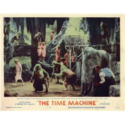 Set of Time Machine lobby cards