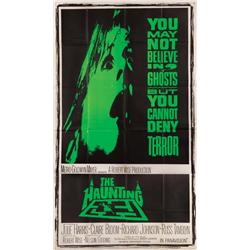 The Haunting three-sheet and six-sheet posters