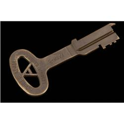 "Tom Hanks ""Paul Edgecomb"" key from The Green Mile"