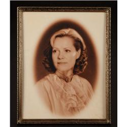 "Framed photo of Bonnie Hunt ""Jan Edgecomb"" from The Green Mile"