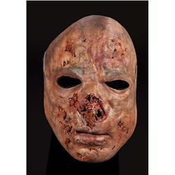 Special effects zombie face mask from Walking Dead