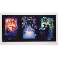 Star Wars/ Special Editions (triptych)
