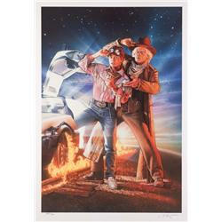 Back to the Future Part III/ Special