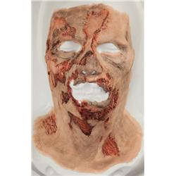 Zombie special effects bust from The Walking Dead