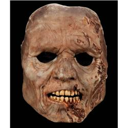 Zombie special effects mask from The Walking Dead