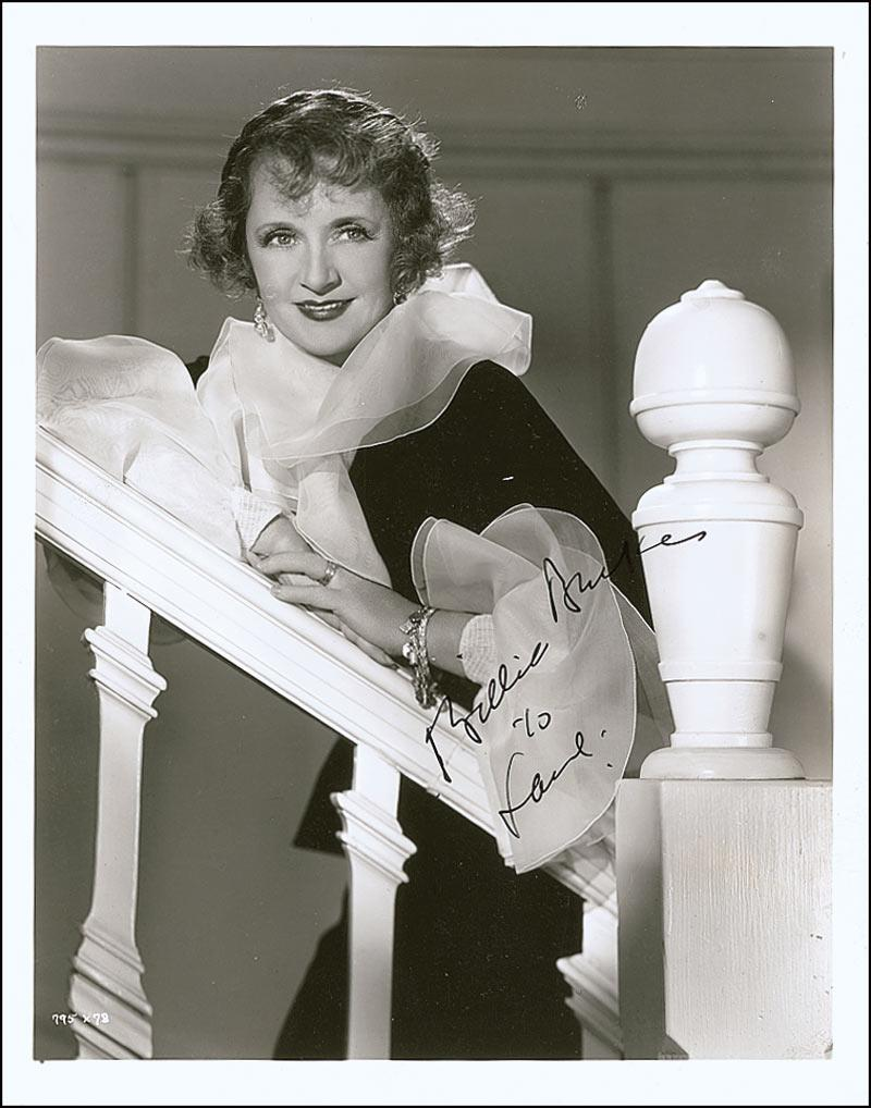 billie burke net worth