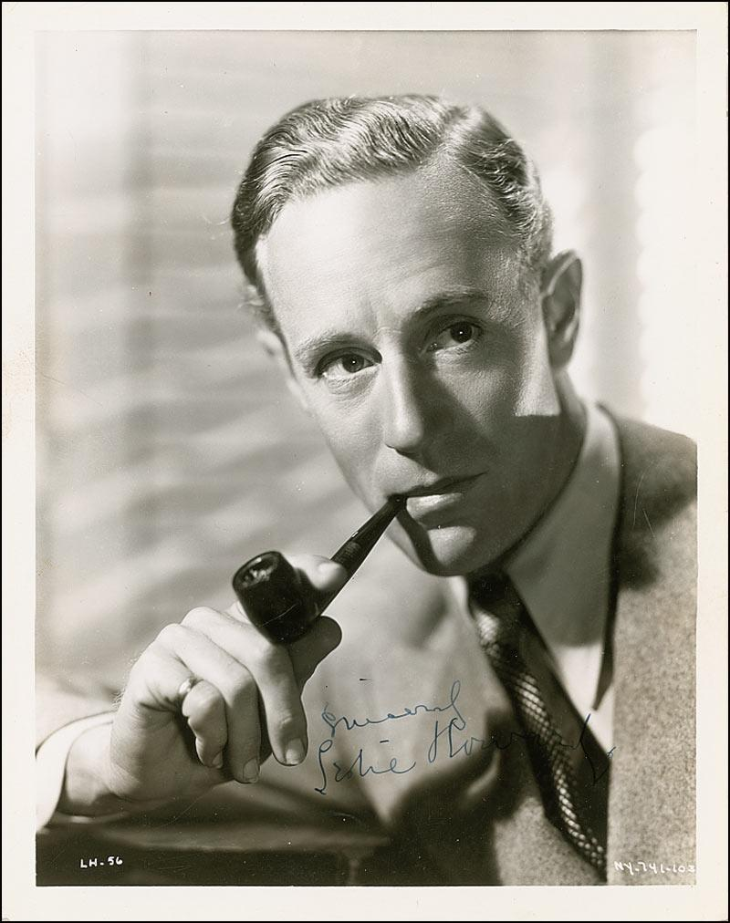 leslie howard the man who gave a damn