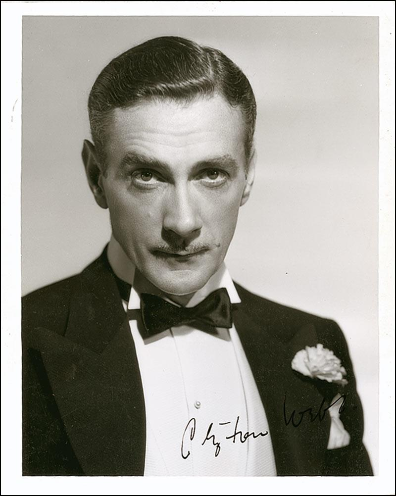 Image result for Clifton Webb