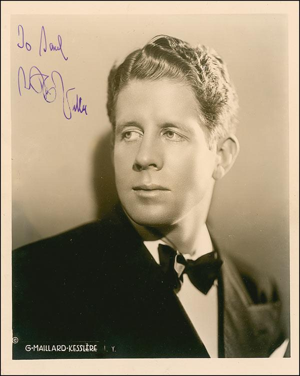 who is rudy vallee Prefaced by a short talk from rudy vallee himself, who had skipped over between shows at the paramount, where he is appearing with his band, the first singing and.