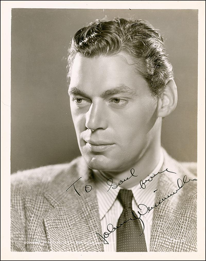 johnny weissmuller tarzan call
