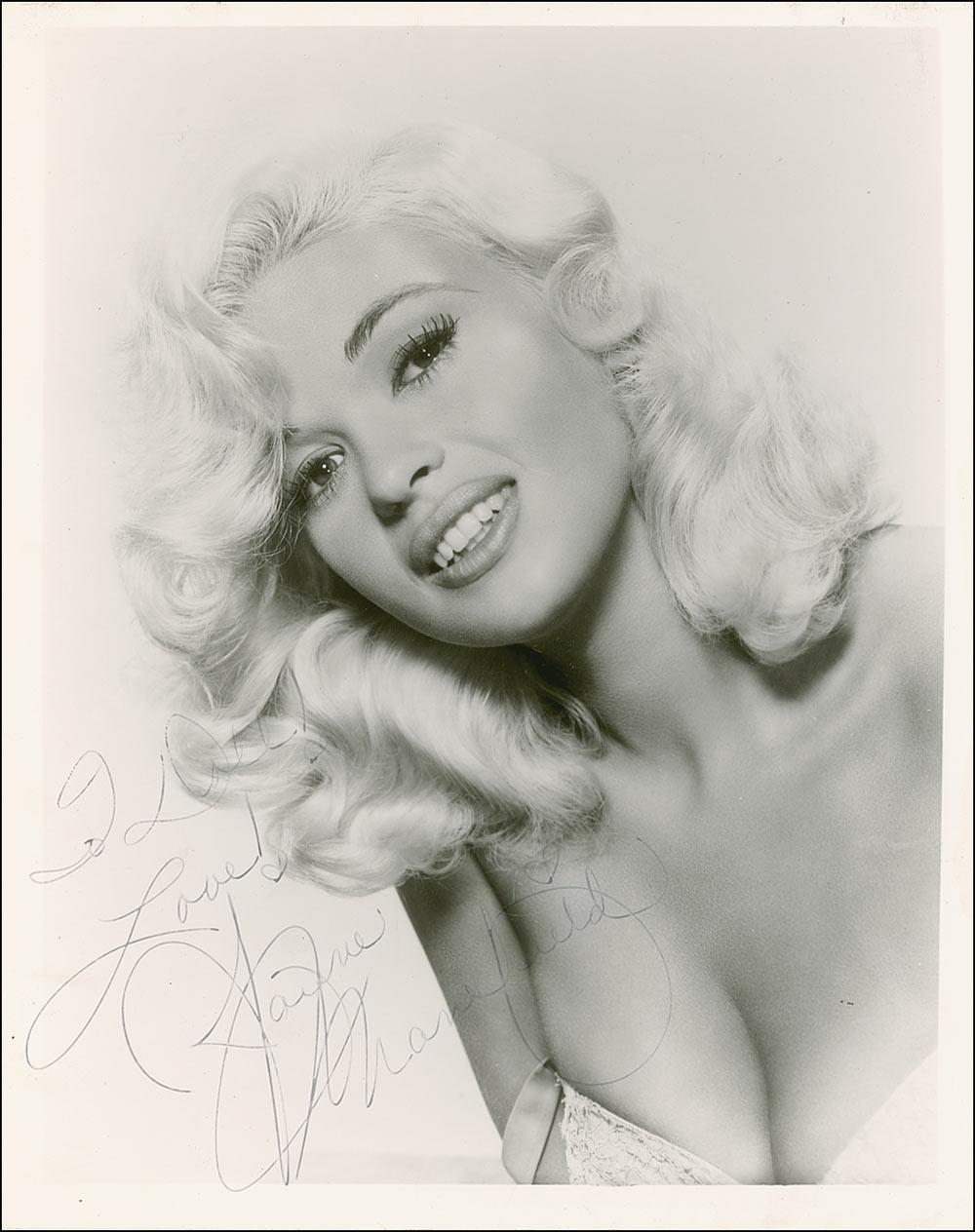 Jayne Mansfield - Picture Gallery