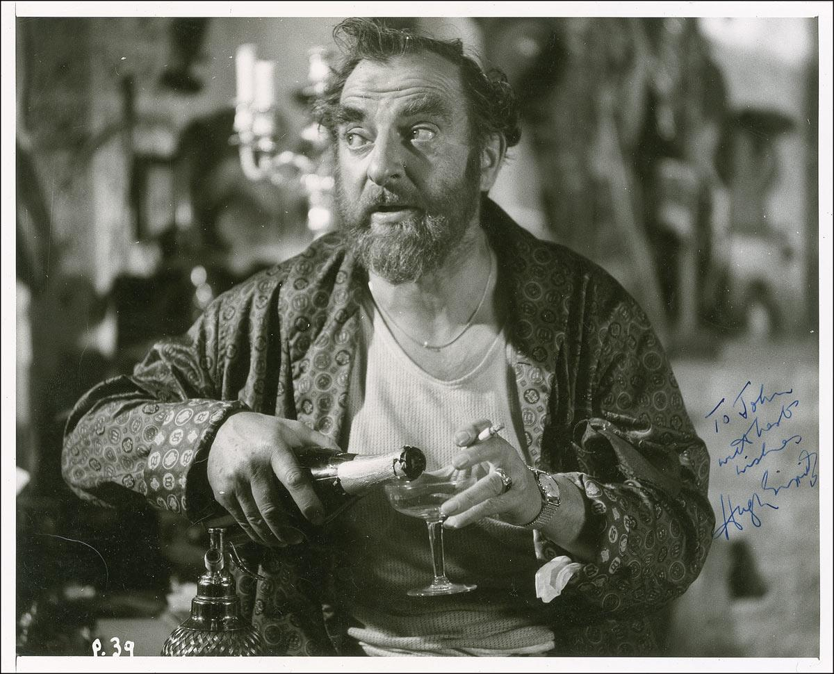 hugh griffith height