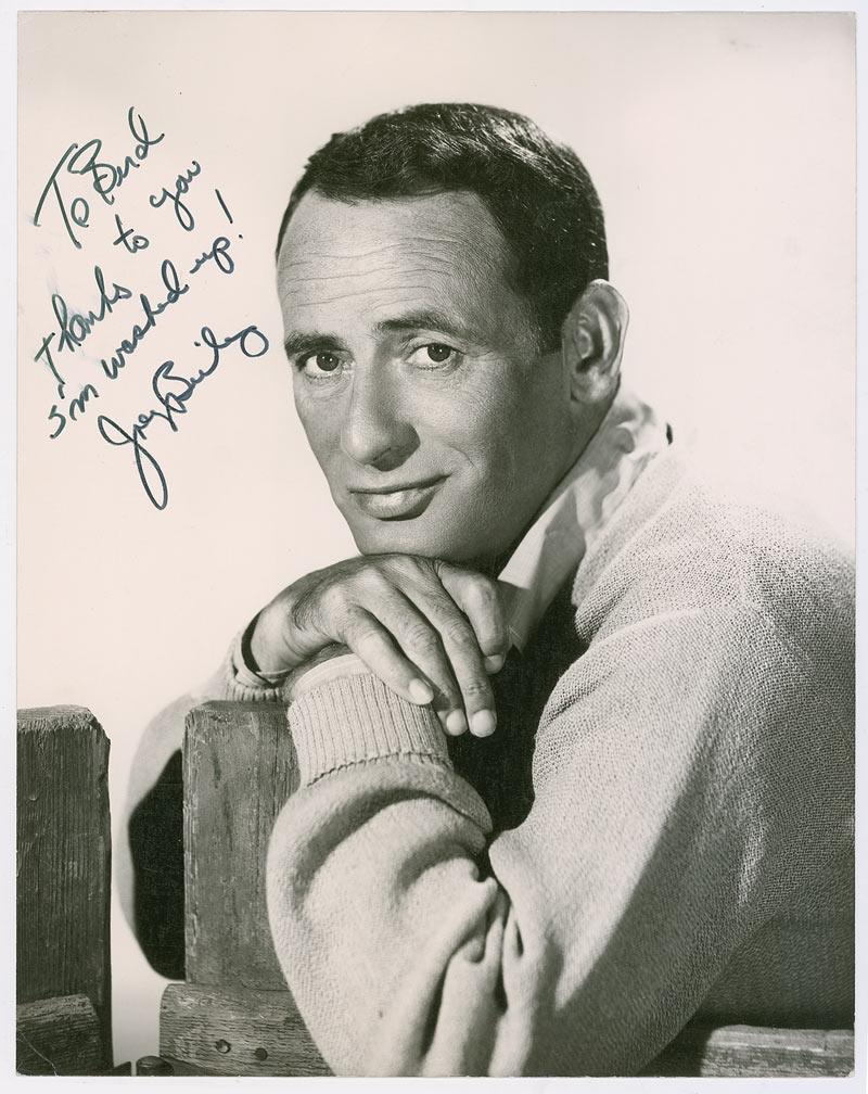 joey bishop supernatural