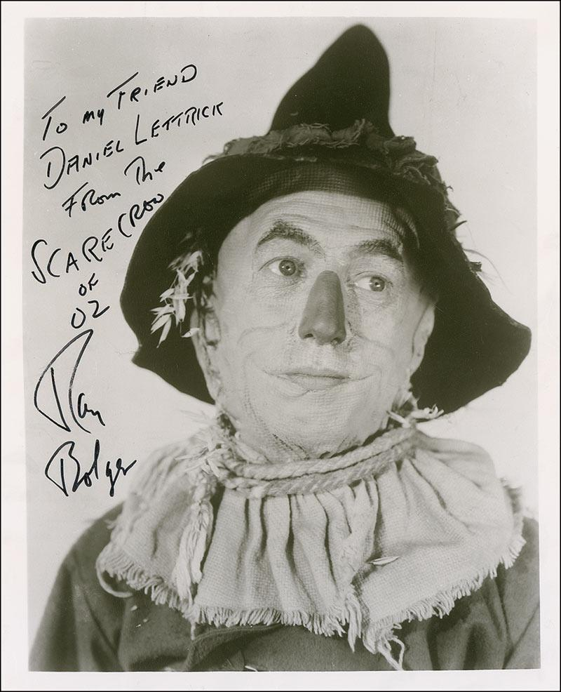 ray bolger youtube