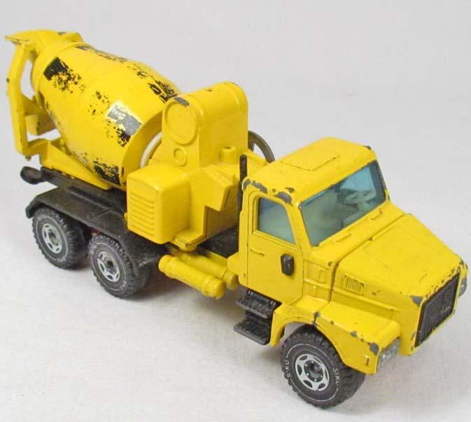 Toys Cement Truck 93