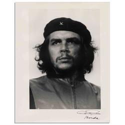 Korda Signed Che Guevara Photo