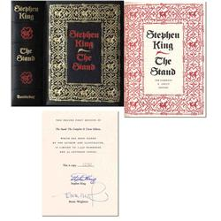 Stephen King Signed ''The Stand''