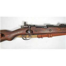 1943 K98 GERMAN MAUSER BCD NON-LAQUERED STOCK RIFLE W/ WAFFENAMPT MARKINGS