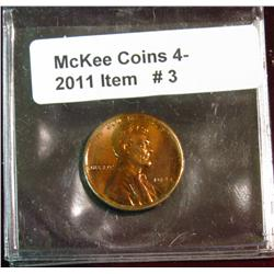 3. 1943 S Lincoln Cent. Copper plated to look like an error.