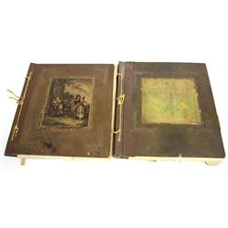 PAIR OF EARLY 20TH CENTURY PHOTO ALBUMS