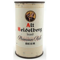 Alt Heidelberg IRTP Opening Instruction Flat-Top Beer Can