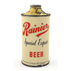 Rainier Low-Profile Cone-Top Can