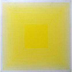 Richard Anuszkiewicz, Spectral Nine - 5, Silkscreen on Plastic Panel