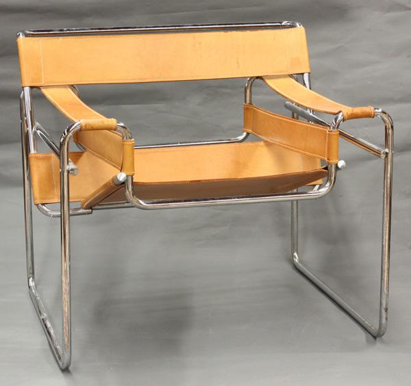 Superieur ... Image 2 : Marcel Breuer, Wassily Chair ...