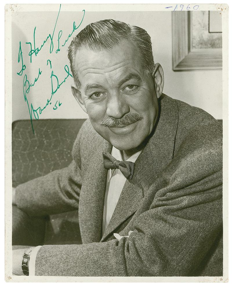 ward bond pictures