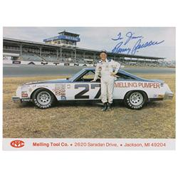 Benny parsons for Champion motors amherst nh