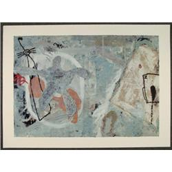 Zhou Brothers Giclee Abstract Art Print  Memory