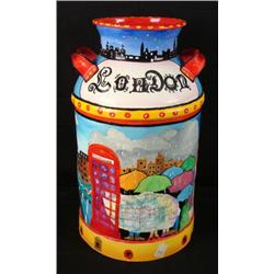 Linnea Pergola Original Milk Can London In The Spring