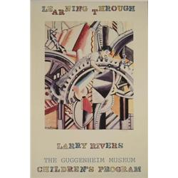 Larry Rivers : Modern Times Guggenheim Art Print