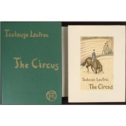 Toulouse-Lautrec The Circus Portfolio 39 Art Prints