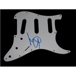 Michael Anthony Autographed Pick Guard