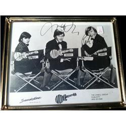 The Monkees Autographed Photo