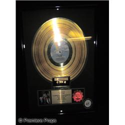 The Jets Gold Record