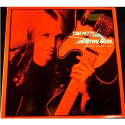 Tom Petty & the Heartbreakers Autographed Promo LP