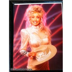 Dolly Parton Autographed Photo