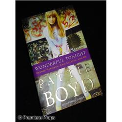 Patty Boyd Autographed Book